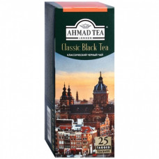 Чай Ахмад Classic Black Классический черный 25*2г б/я (32)