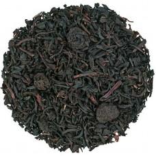 Чай чорний з добавками розсипний TEASTAR Зимова вишня 500г