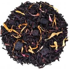 Чай чорний з добавками розсипний TEASTAR Смородина ароматом шампанкого 500г