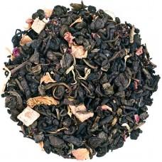 Чай зелений з добавками розсипний TEASTAR Зелений Ніч Клеопатри 500г