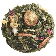 Чай зелений з добавками розсипний TEASTAR Лапа тигра 500г