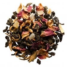 Чай зелений з добавками розсипний TEASTAR Манговий рай 500г