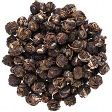 Чай зелений і органічний розсипний TEASTAR Жасмновая жемчужна 500г