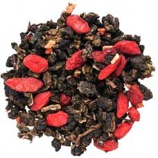 Чай оолонг (улун) з добавками розсипний TEASTAR Оолонг Годжі 500г