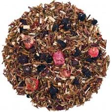Чай ройбуш з добавками розсипний TEASTAR Зелений Краные ягоди 500г