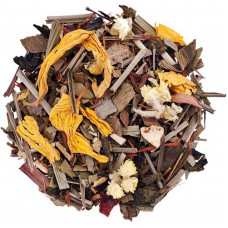 Чай трав'яна суміш з добавками розсипний TEASTAR Гінкго Білоба 500г