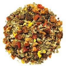 Чай трав'яна суміш з добавками розсипний TEASTAR Енергія життя 500г