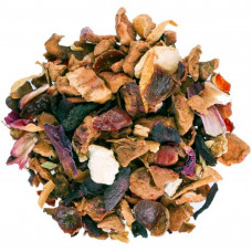 Чай фруктова суміш з добавками розсипний TEASTAR Гусла плю 500г