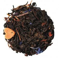 Чай чорний з добавками розсипний TEASTAR Солодкий ливочный 500г