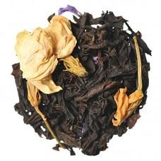 Чай чорний з добавками розсипний TEASTAR Чорний ароматом молока і квітами 500г