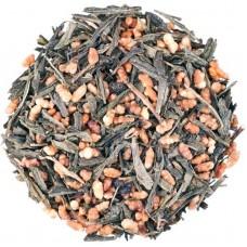 Чай зелений класичний розсипний TEASTAR Генмайча Райсу 500г