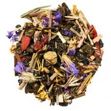Чай зелений з добавками розсипний TEASTAR Древнекитайкий чай 500г