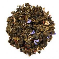 Чай зелений з добавками розсипний TEASTAR Зелений равлик кардамоном 500г