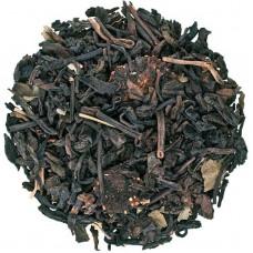 Чай пу-ер з добавками розсипний TEASTAR полуницею 500г