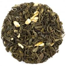 Чай зелений з добавками розсипний TEASTAR Зелений равлик жамином 500г