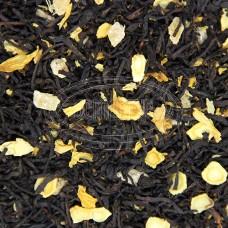 Чай ваговий Чорний з женьшенем 500г