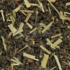 Чай ваговий Чорний з мятою 500г