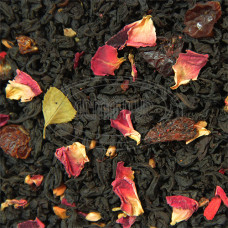 Чай ваговий Малиновий (чорний) 500г