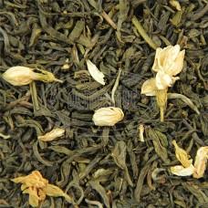 Чай ваговий Зелений з жасмином 500г