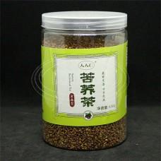 Чай ваговий КУ-Цяо (гречаний чай чорний), 450г