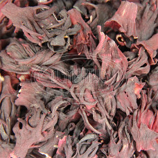Чай ваговий Царський Гібіскус (листя) 500г