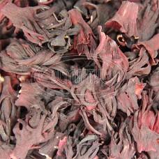 Чай ваговий Каркаде (Гібіскус) листя 500г