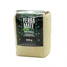 """Чай Мате фасований 250 г """"Hierbas"""" (з травами)"""