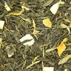 Чай ваговий Мелон-ті (зелений з динею) 500г