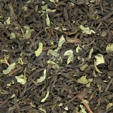 Чай ваговий Шу-Пуер з мятою 500г