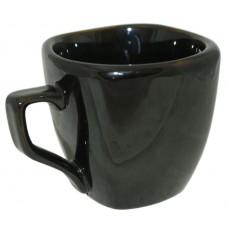 Чашка Франція Полигенько чорний повноколір 210 мл