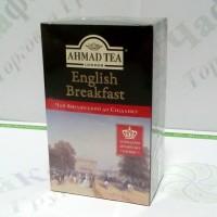 Чай Ахмад English Breakfast Англійський сніданок чорн. 100г (14)