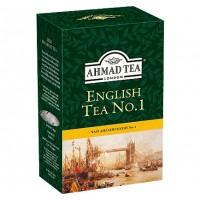 Чай Ахмад English №1 Англійський №1 чорн. 100г (14)