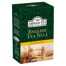 Чай Ахмад English №1 Английский №1 черн. 100г (14)