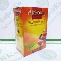 Чай Alokozay Чорний середньолистовий FВОР 180г (40)