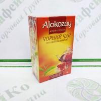 Чай Alokozay Чорний середньолистовий FВОР 90г (40)