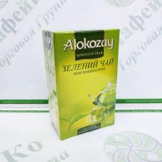 Чай Alokazay Зелений китайський 90 г (40)