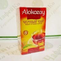 Чай Alokazay Чорний пакетований в конверті 25 * 2г (24)