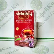 Чай Alokozay Чорний з чебрецем в конверті 25 * 2г (24)