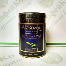 Чай Alokozay Чорний з бергамотом 125г (30)