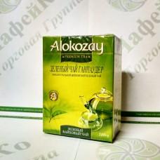Чай Alokozay Зелёный ганпаудер  100 г (40)