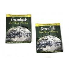 Чай Greenfield Earl Grey Fantasy 100х2г (для HoReCa)