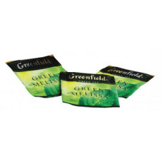 Tea Greenfield Green Melissa 100x1.5g (for HoReCa)