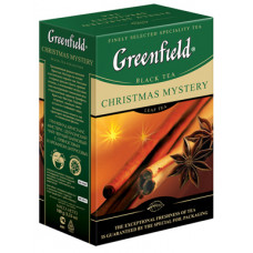 Чай Greenfield Christmas Mystery 100г