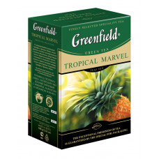 Чай Greenfield Tropical Marvel 100г