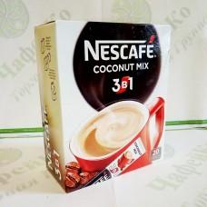 Кава Nescafe 3 в 1 Coconut Mix Коконат мікс 20 * 16г (24)