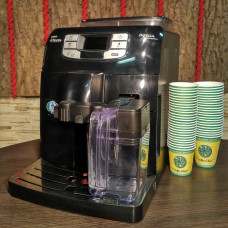 Coffee machine Saeco Intelia Cappuccino restyling (b/a)