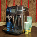 Coffee machine Saeco Incanto Sirius restyling (b/a)