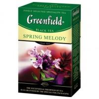 Чай Greenfield Spring Melody чорний 100г
