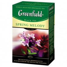 Tea Greenfield Spring Melody black 100g