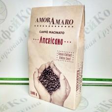 Кофе AmorAmaro Americano Американо 2*100г 70%араб./30%роб. мол. (18)